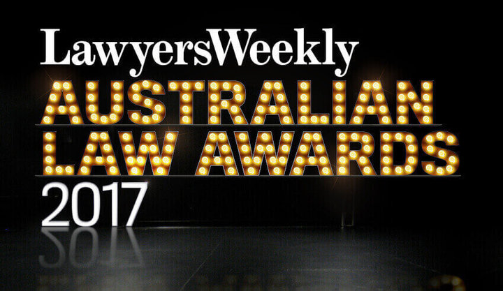 Finalists revealed for Australian Law Awards
